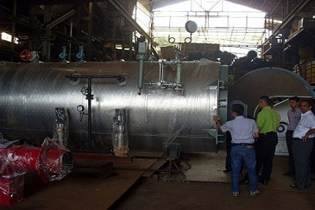 Steam Boiler Plants