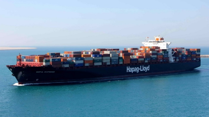 Hapag-Lloyd Agrees on Merger Terms with UASC